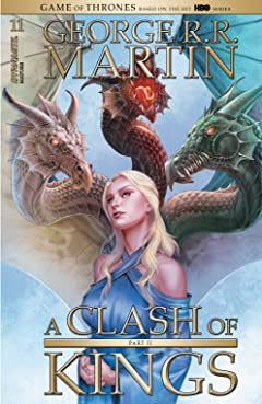 George R.R. Martin's A Clash of Kings: The Comic Book Vol. 2 No.11