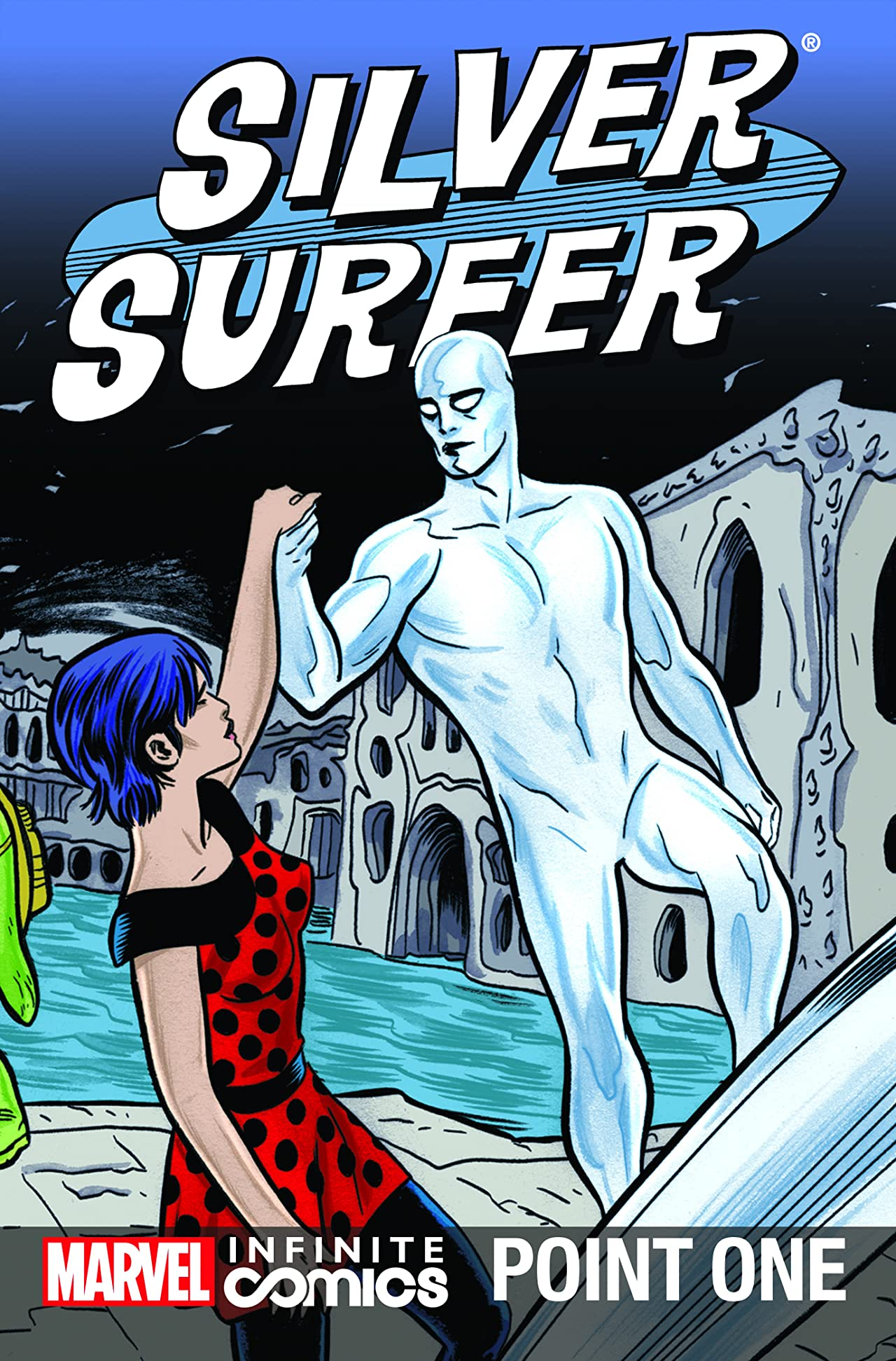 Silver Surfer Infinite No.1