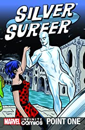 Silver Surfer Infinite #1
