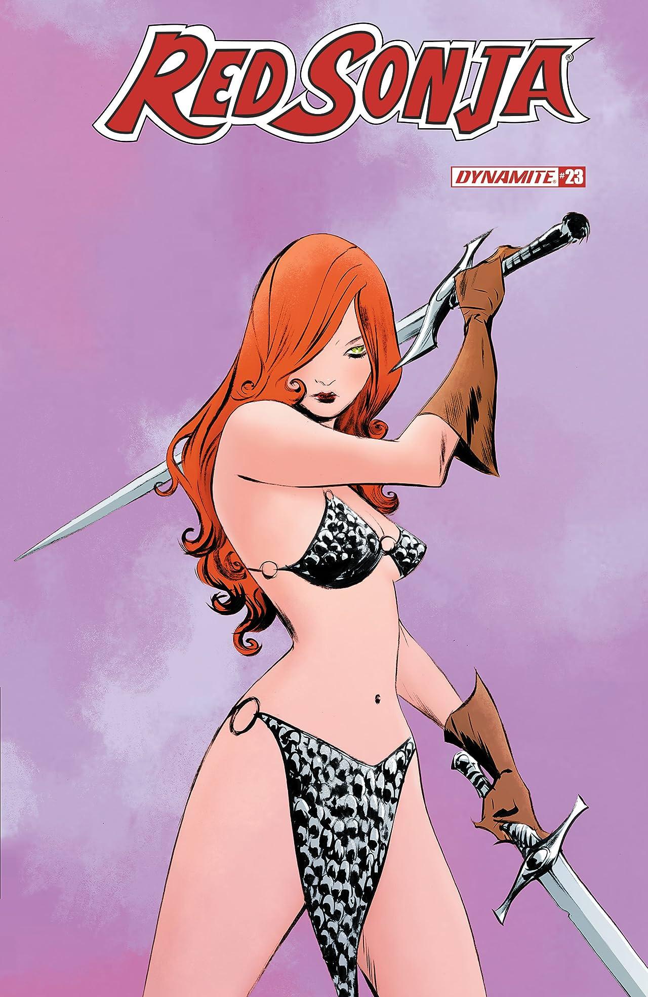 Red Sonja (2019-) #23