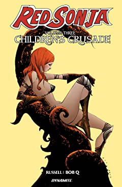 Red Sonja (2019-) Vol. 3: Children's Crusade
