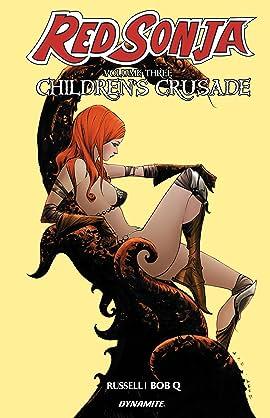 Red Sonja (2019-) Vol. 3: Children's Crusade