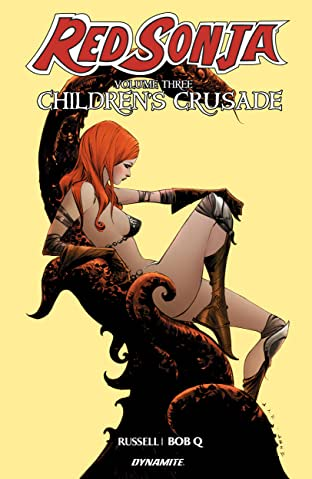 Red Sonja Tome 3: Children's Crusade