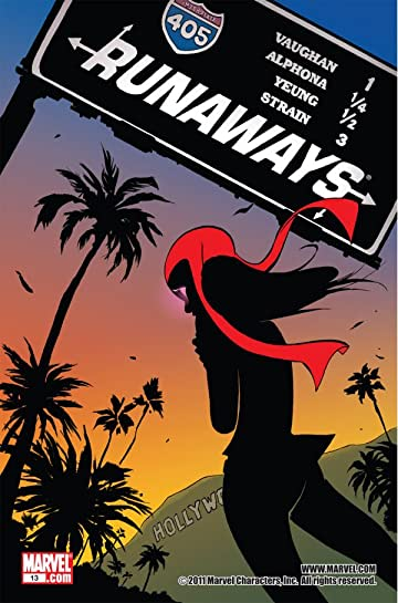 Runaways (2005-2008) No.13