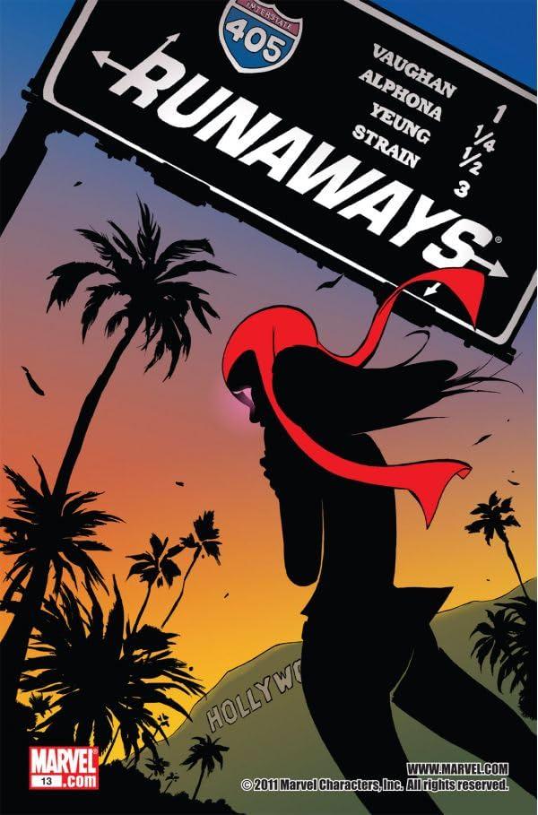 Runaways (2005-2008) #13