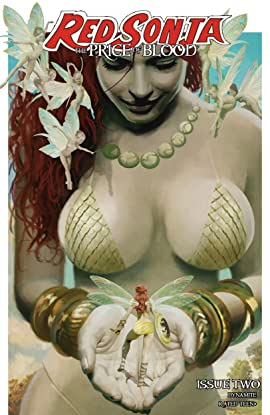 Red Sonja: The Price of Blood #2