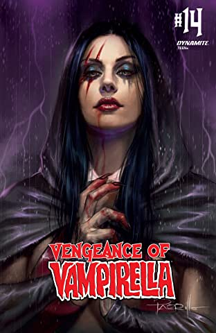 Vengeance of Vampirella #14