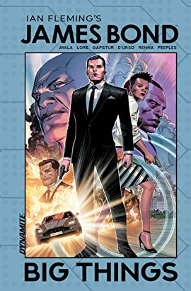 James Bond: Big Things