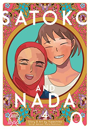 Satoko and Nada Vol. 4