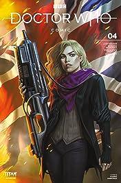 Doctor Who Comics #4