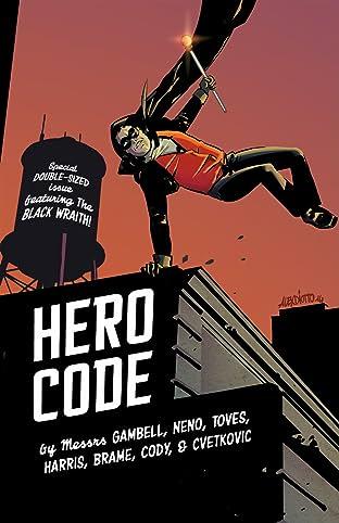 The Hero Code #012