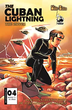 The Cuban Lightning #4