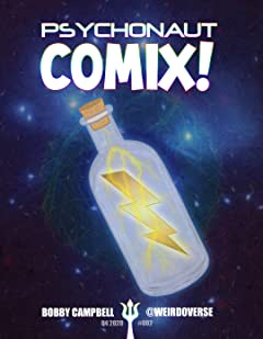 Psychonaut Comix #2