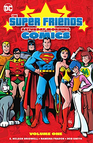 Super Friends: Saturday Morning Comics Vol. 1