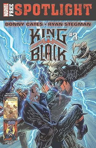 King In Black Previews Sampler (2020) #1