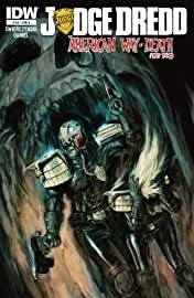 Judge Dredd #18