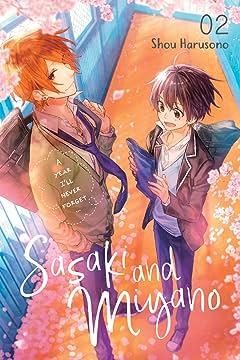 Sasaki and Miyano Vol. 2
