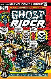 Ghost Rider (1973-1983) #6
