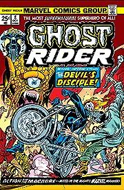 Ghost Rider (1973-1983) #8