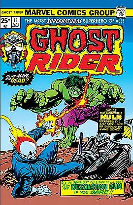 Ghost Rider (1973-1983) #11