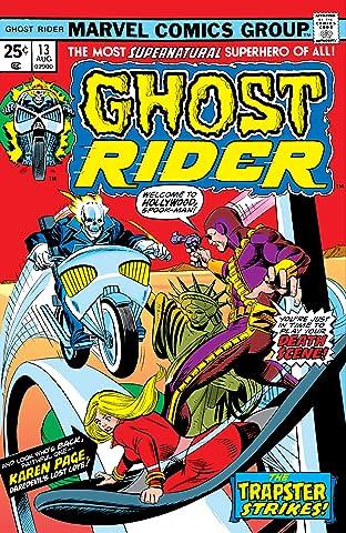 Ghost Rider (1973-1983) #13
