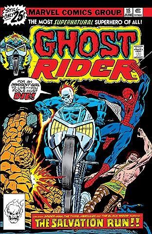 Ghost Rider (1973-1983) #18