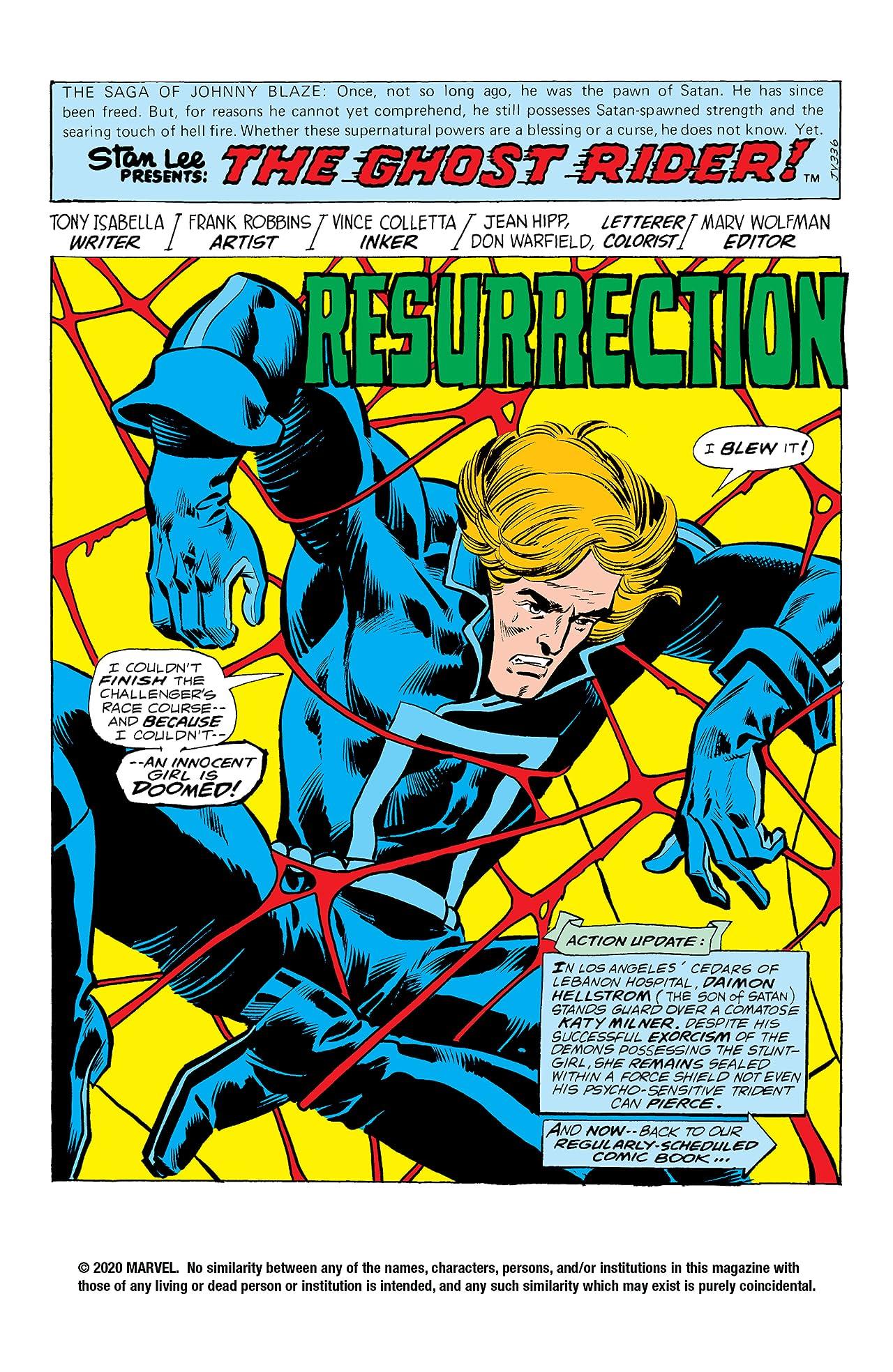 Ghost Rider (1973-1983) #19