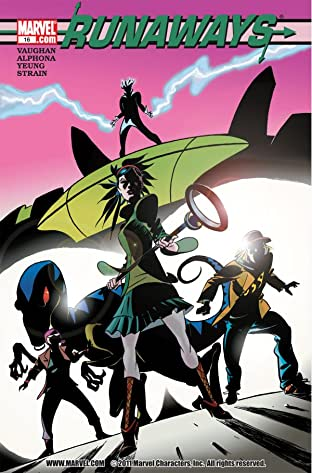 Runaways (2005-2008) #16
