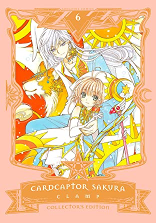 Cardcaptor Sakura Collector's Edition Tome 6