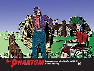 The Phantom: The Complete Newspaper Dailies Volume 14: 1956-1957 #14