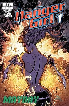 Danger Girl: May Day #1 (of 4)