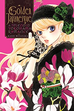 Golden Japanesque: A Splendid Yokohama Romance Tome 1