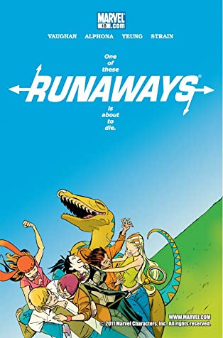 Runaways (2005-2008) #18
