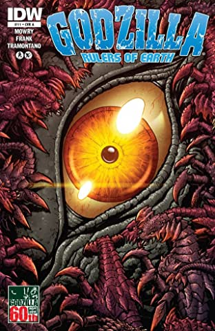 Godzilla: Rulers of Earth No.11