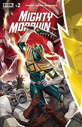 Mighty Morphin No.2