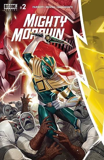 Mighty Morphin #2