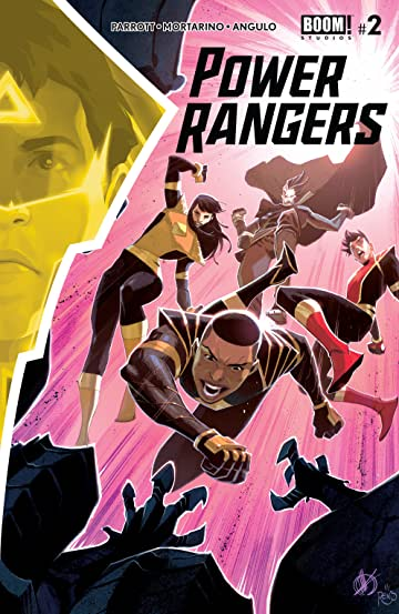 Power Rangers #2