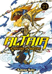 Altair: A Record of Battles Vol. 23