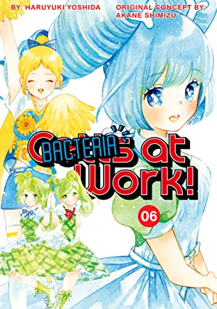 Cells at Work: Bacteria! Vol. 6