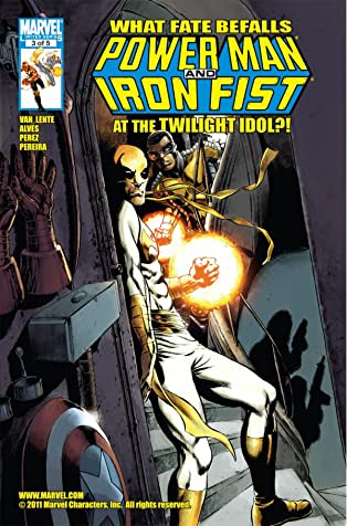 Power Man and Iron Fist (2010-2011) #3 (of 5)