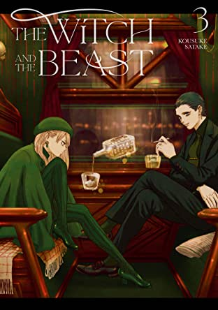 The Witch and the Beast Vol. 3