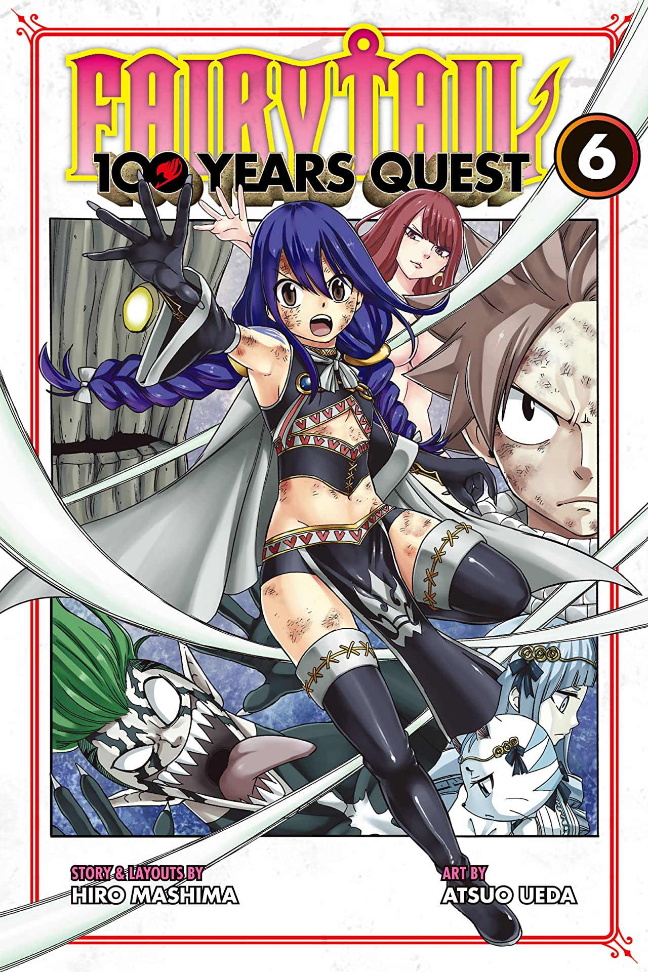 Fairy Tail: 100 Years Quest Vol. 6