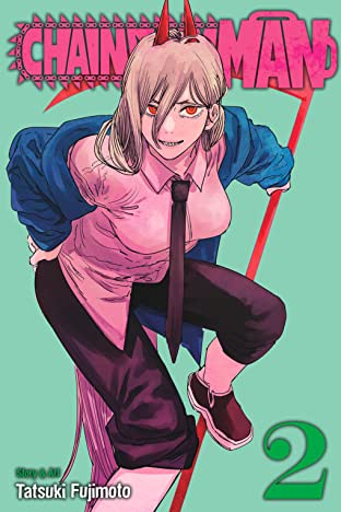 Chainsaw Man Tome 2: CHAINSAW vs. BAT