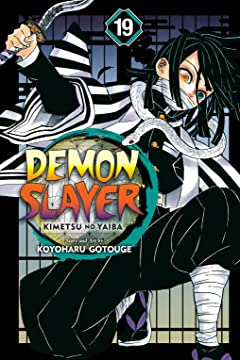 Demon Slayer: Kimetsu no Yaiba Tome 19: Flapping Butterfly Wings