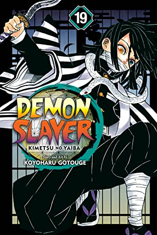 Demon Slayer: Kimetsu no Yaiba Vol. 19: Flapping Butterfly Wings