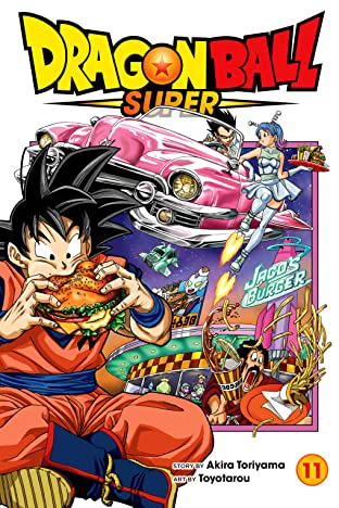 Dragon Ball Super Vol. 11: Great Escape
