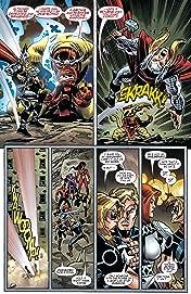 Thunderstrike (2010-2011) #5 (of 5)
