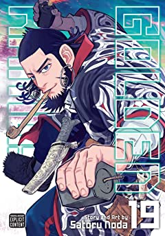 Golden Kamuy Vol. 19
