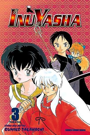 Inuyasha (VIZBIG Edition) Vol. 3: New Allies, New Enemies