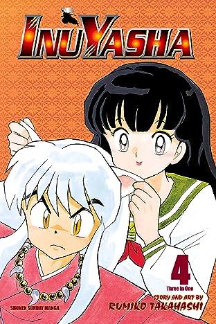 Inuyasha (VIZBIG Edition) Vol. 4: Hard Choices